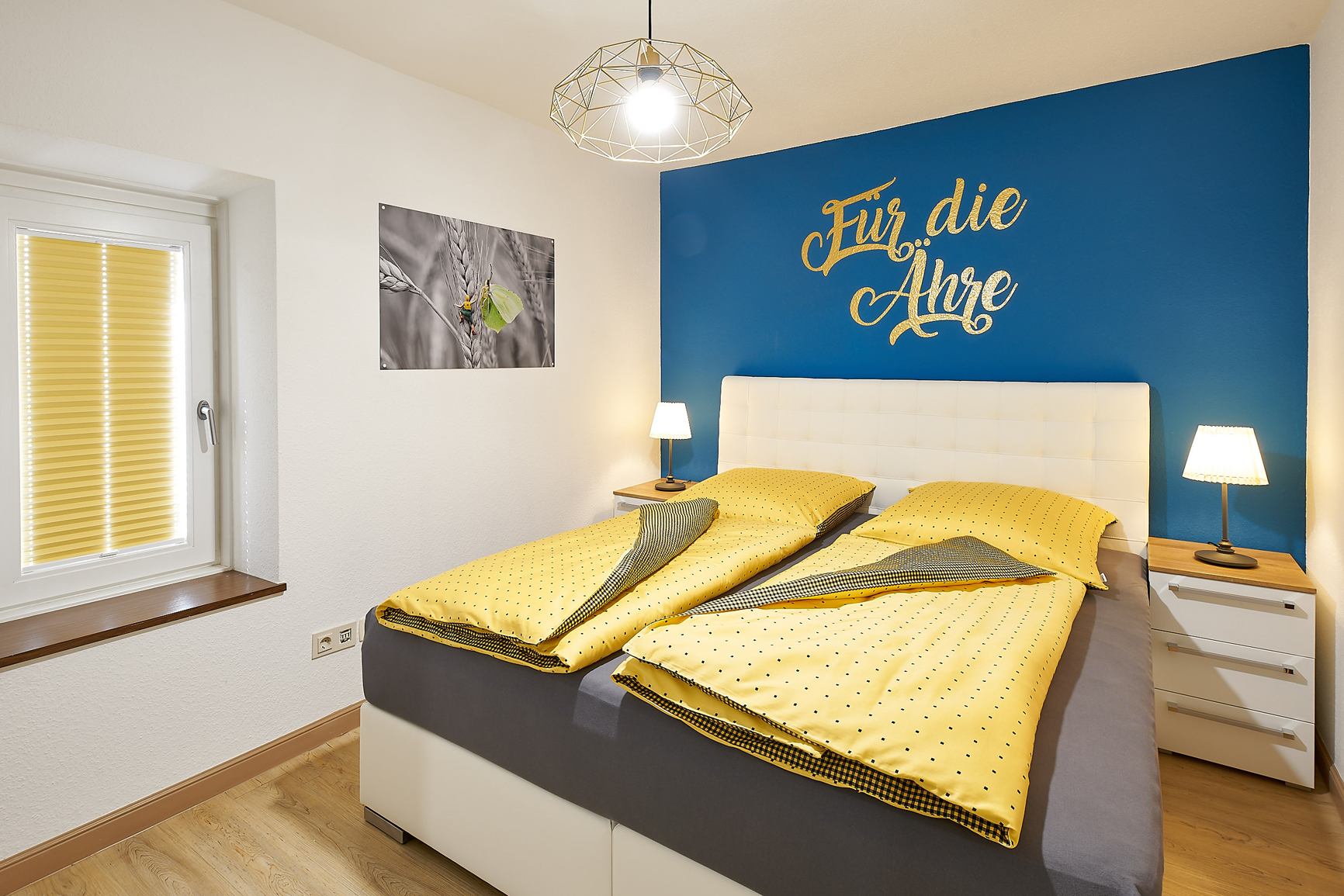Mosel-Herberge Schlafzimmer Für die Ähre